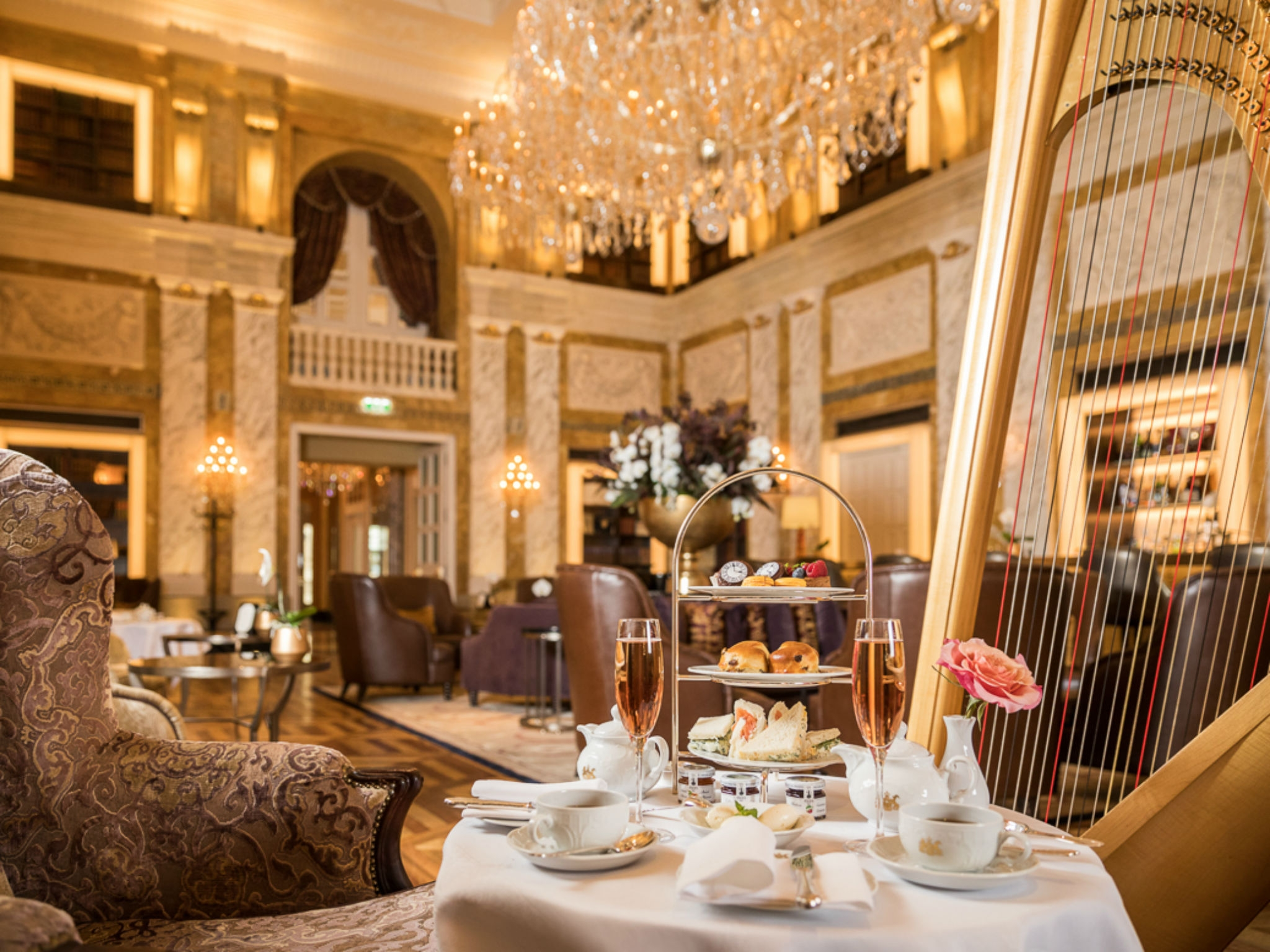 Imperial High Tea -
